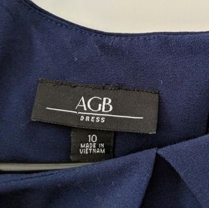 AGB Dresses - AGB Sleeveless dress